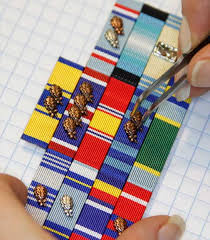 Home Ultrathin Ribbons Medals Custom Military Sets
