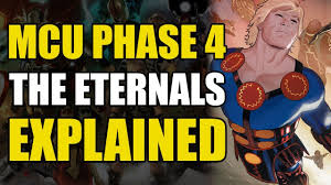MCU Phase 4: The Eternals Explained ...