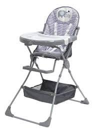 Купить <b>стульчик для кормления Polini</b> Слоник 252, серый, цены в ...
