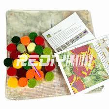 latch hook rug yarns elegant rediy ladiy latch hook cushion kits for yarn embroidery home sofa