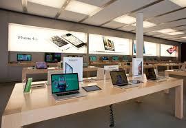 Apple trademarks store design, photo by Shutterstock
