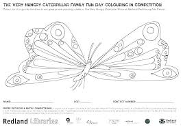 Very Hungry Caterpillar Coloring Page Beautiful Caterpillar Coloring