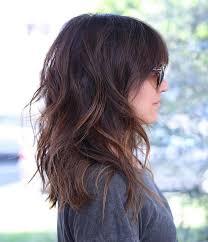Coiffure Femme Brune Cheveux Long