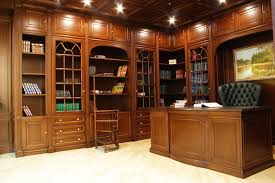 amazing bookcase with glass doors