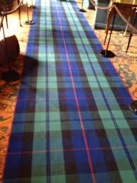 royal stewart premium tartan knee lap rug