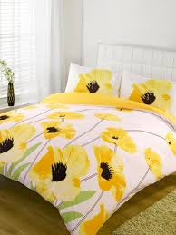 amapola yellow duvet set available to from harry corry a specialist of curtains and bedding