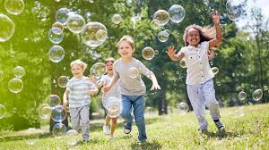 Image result for bubble play for toddlers