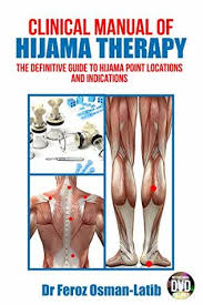Hijama Cupping Points Chart Clinical Manual Of Hijama Therapy The Definitive Guide To