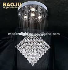 indoor chrome crystal ball 3 light chandelier sphere modern contemporary