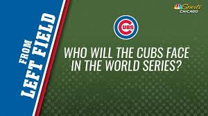 From Left Field: Who will win the NL Central? | NBC Sports Chicago