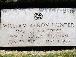 William Byron Hunter (1927-1983) - Find A Grave Memorial