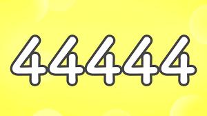 44444 エンジェル ナンバー