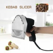 <b>ITOP</b> Kebab Slicer Electric Shawarma Doner Meat Knife Gyro ...