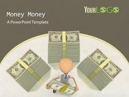 Money Background For Powerpoint Money Money A Powerpoint Template From Presentermedia Com