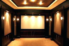 theatre room lighting ideas. Home Theater Lighting Room Ideas Remote  Control . Theatre
