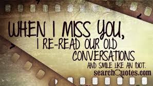 Funny I Miss You More Than Quotes via Relatably.com