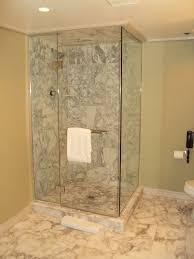 bathroom walk shower. Bathroom Walk Showers Featuring No Doors Shower