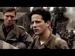 band of brothers liberation of concentration camp