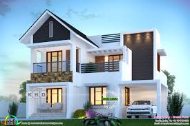 New Model House Design 2019 June 2019 Kerala Home Design And Floor Plans