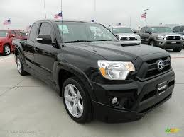 Black 2012 Toyota Tacoma X-Runner Exterior Photo #58335095 ...