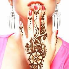Mehendi хна краска для тела индийские женщины мода временная татуировка