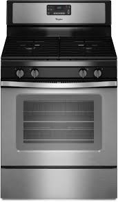 whirlpool wfg515s0es 30 inch freestanding gas range with accubake sdheat burners accusimmer burner self cleaning 4 sealed burners 5 0 cu ft