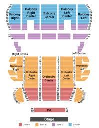 Proctors Theatre Tickets In Schenectady New York Proctors