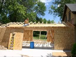 attached garage build   YouTubeattached garage build
