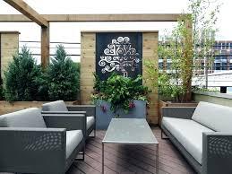 roof deck furniture. Rooftop Deck Furniture Roof Privacy Screen Outdoor Urban Garden Landscape Design Outlet Near Me
