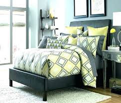 yellow and grey bedding yellow and gray bedding sets yellow grey bedding sets yellow grey duvet