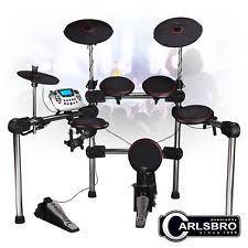simmons da200s electronic drum set monitor. carlsbro csd200 large electronic drum kit - 5 piece usb midi digital pad set simmons da200s monitor e