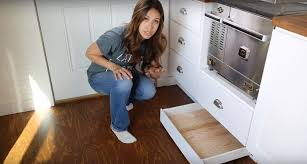 Ana White Kitchen Cabinet Ana White Shows How To Build Tiny House Kitchen Cabinets Tiny