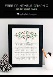 Aesthetic Holiday Remodelaholic Free Christmas Printable Deck The Hall Holiday