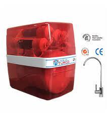 AQUA TURCO Crystal Red 10 Aşamalı Su Arıtma Cihazı