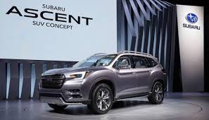 2018 subaru ascent. interesting 2018 will consumers be ready for subaruu0027s new ascent 3row suv with hybrid power   torque news throughout 2018 subaru ascent s