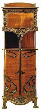 modern art nouveau furniture. 1900 french art nouveau style cabinet europeanantiques artnouveaufurniture modern furniture