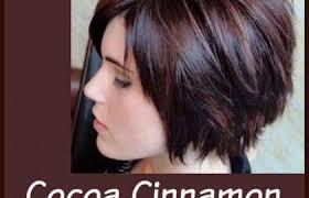 Cocoa Hair Color 440614 Coiffures De Mariage Hot Cocoa Brown