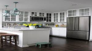 off white cabinets dark floors. small kitchen layouts white cabinets dark floors off kit