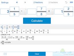 fraction calculator mathlab pro apk for free