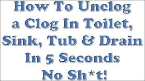 clogged bathroom sink drain new kitchen sink snake best slow