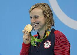 Katie Ledecky Says 'Failing ...