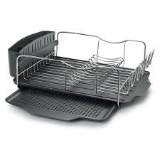 Stainless Steel Dish Drying Rack Image