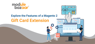 Explore the Features of a Magento 2 Gift Card Extension