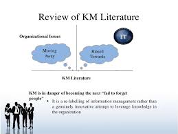 Is Knowledge Management A Fad Essay Essay Sample 1676 Words