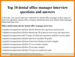 office manager sample job description 7 dental office manager job description business opportunity program