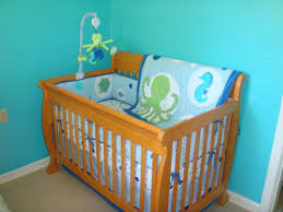 ocean crib bedding