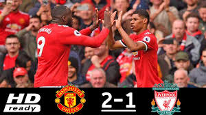 Manchester United vs Liverpool 2-1 Goals & Highlights (10 March 2018) HD -  YouTube