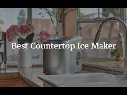best countertop ice maker 2018