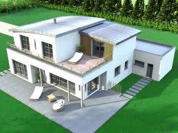 construction maison contemporaine finistère et côtes d armor