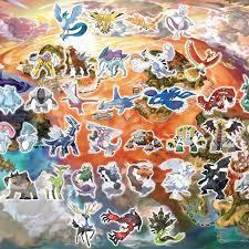 Pokémon Ultra Sun and Ultra Moon's version-exclusive legendaries - Polygon